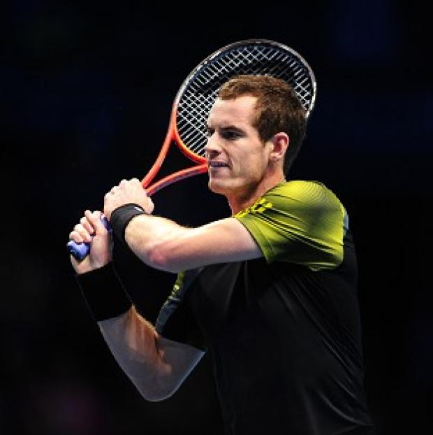 Andy Murray, pictured, takes on Robin Haase in the first round in Melbourne