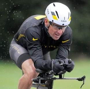 Armstrong was competing in triathlons, mountain bike events and marathons before he was sanctioned (AP/Steve Ruark)