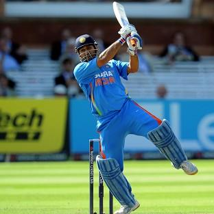 Local boy Mahendra Singh Dhoni guided India to victory in Ranchi