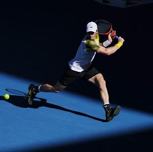 Andy Murray has made serene progress so far at the Australian Open (AP)