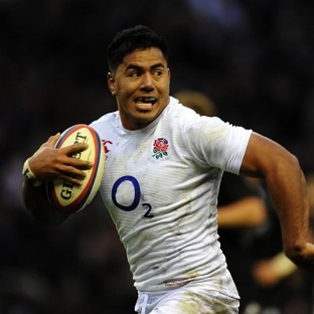 Stuart Lancaster hinted that Manu Tuilagi, pictured, will be restored to the England midfield