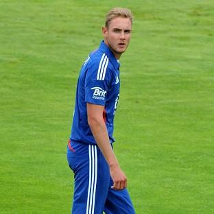 Stuart Broad has shown encouraging form in England's warm-up matches
