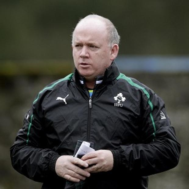 Declan Kidney has not given up hope of winning the Six Nations