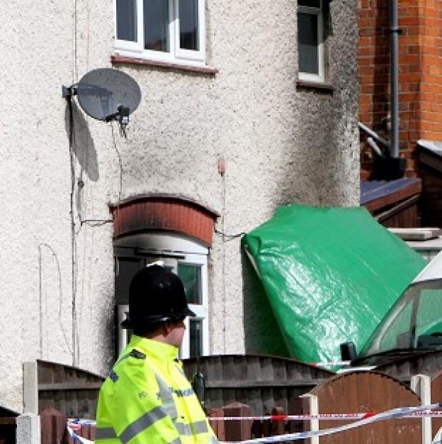Mick Philpott's six children died in the blaze at the house in Allenton, Derby