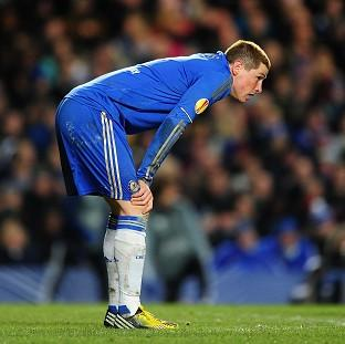 Fernando Torres spurned a series of chances on Thursday night
