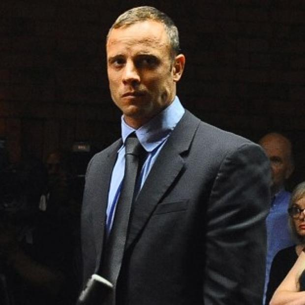 Oscar Pistorius is awaiting a decision on whether he will be granted bail (AP)