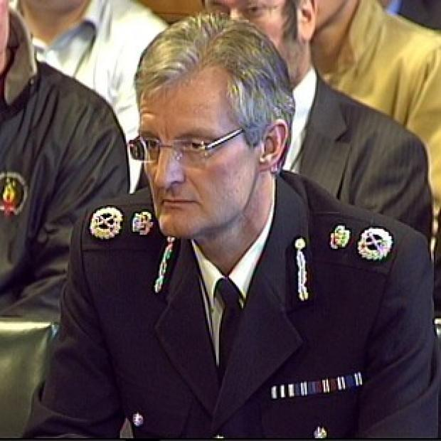 Chief Constable of South Yorkshire Police David Crompton has apologised over an email relating to Hillsborough