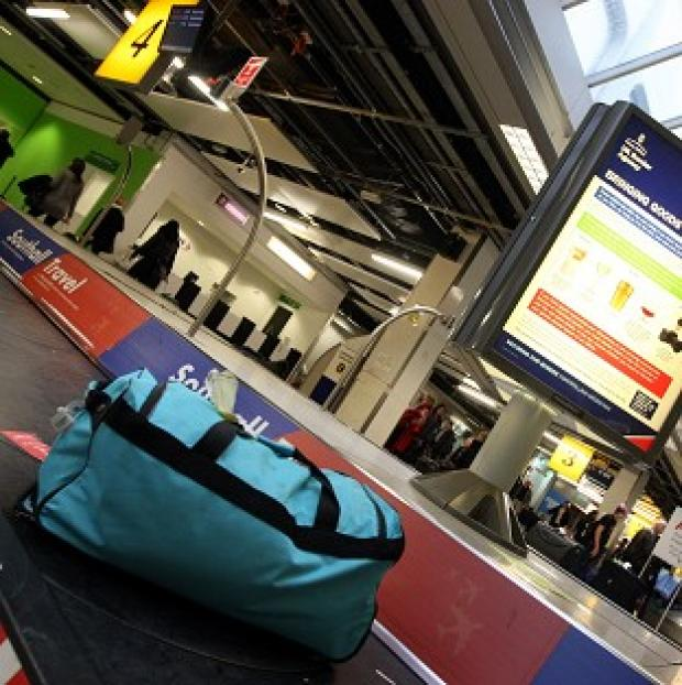 Border Force staff at Birmingham Airport could have carried out illegal searches of luggage, it has been warned