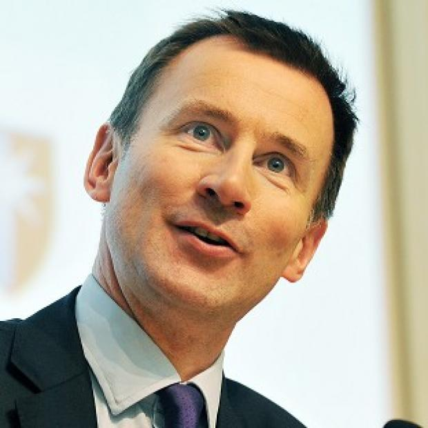 Jeremy Hunt's comments came in the wake of the Mid-Staffordshire health scandal