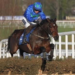 Hurricane Fly and Ruby Walsh regained their Champion Hurdle title