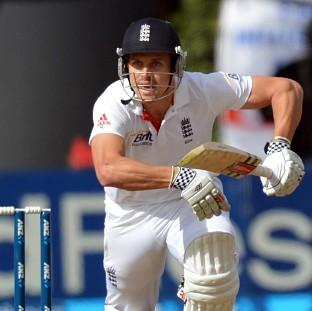 Nick Compton claimed back-to-back Test hundreds in the first two matches against New Zealand