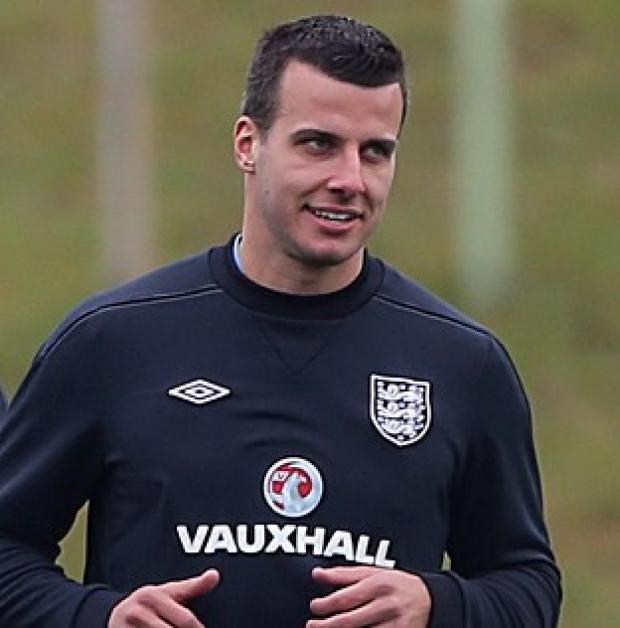 Steven Taylor has been rewarded for his fine domestic form with an England call-up