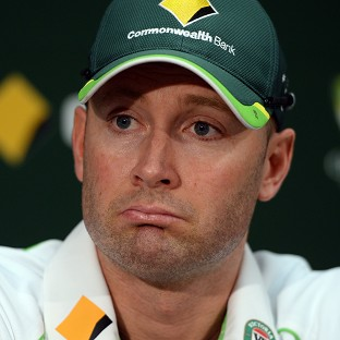 Michael Clarke will collect his 100th Test cap at Perth