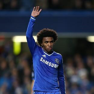 Blackpool Citizen: Willian has been in impressive form at Chelsea