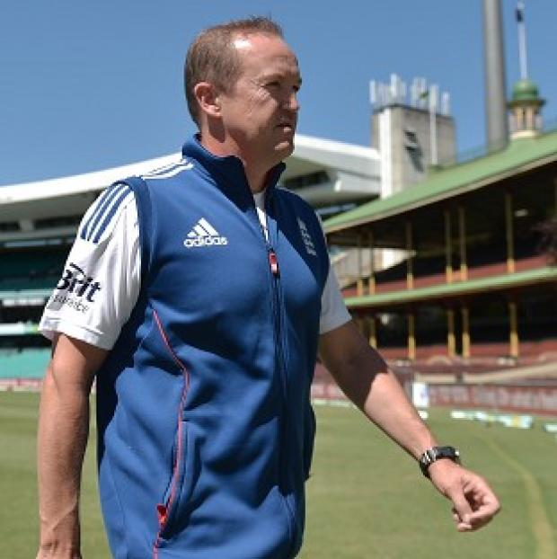 Blackpool Citizen: Andy Flower has no plans to step down
