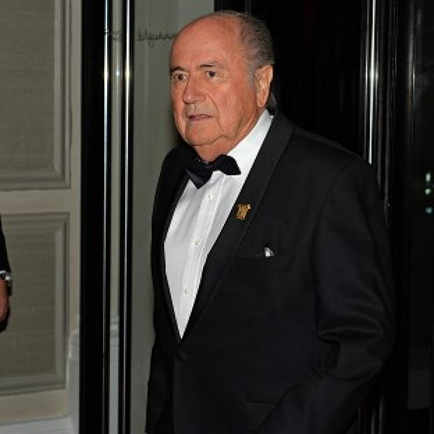 Blackpool Citizen: Sepp Blatter has criticised Brazil's preparations