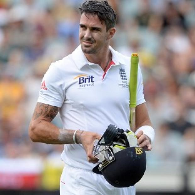 Blackpool Citizen: Kevin Pietersen scored 294 runs at an average of 29.4 in the Ashes series