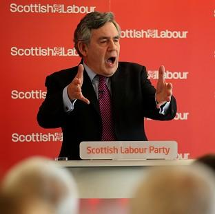 "Blackpool Citizen: Former Prime Minister Gordon Brown has called for constitutional reforms to create a ""union for social justice"" in which the UK can pool and share resources for the benefit of all"