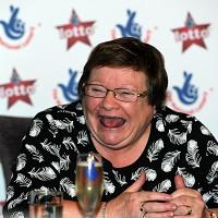 Blackpool Citizen: Doreen Hay, 70, previously won 1,300 pounds by matching five numbers on the National Lottery, but has now gone one better