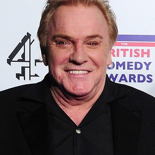 Freddie Starr has been arrested over alleged sex offences