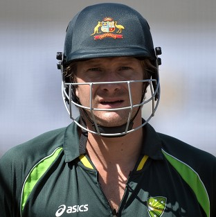 Shane Watson will not feature in Australia's next three games