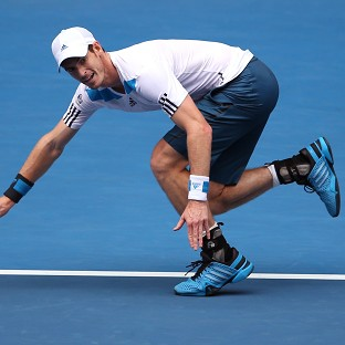 Andy Murray won in straight sets (AP)