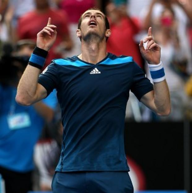Blackpool Citizen: Andy Murray beat Feliciano Lopez in straight sets (AP)
