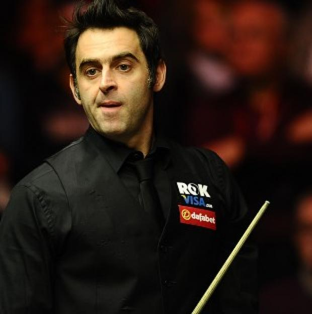 Blackpool Citizen: Ronnie O'Sullivan, pictured, overcame Stephen Maguire 6-2 in their semi-final