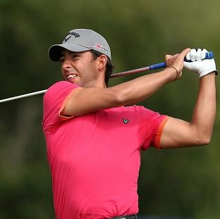 Blackpool Citizen: Pabla Larrazabal, pictured, won by one shot ahead of Phil Mickelson and Rory McIlroy