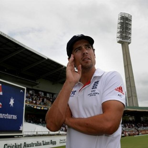 Blackpool Citizen: Alastair Cook has admitted the time might be right for a change of England captain