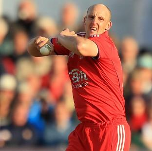 Blackpool Citizen: James Tredwell is hoping England can finally end their winless run in Perth