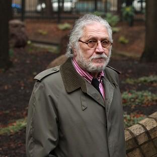 Blackpool Citizen: Former DJ Dave Lee Travis arriving at Southwark Crown Court in London