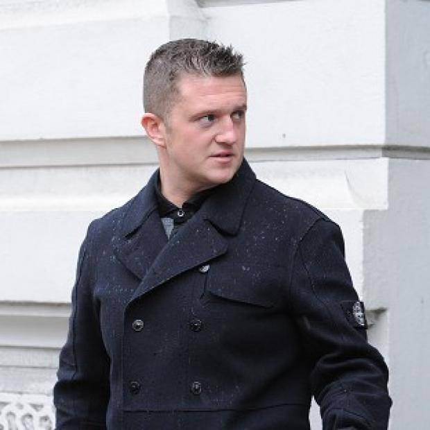 Blackpool Citizen: Tommy Robinson, founder of the EDL, has been jailed for defrauding the Abbey and Halifax banks