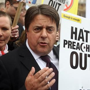 Blackpool Citizen: BNP leader Nick Griffin reportedly has links with Hungarian party Jobbik