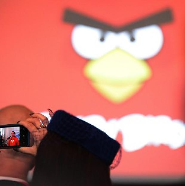 Blackpool Citizen: The Angry Birds mobile phone app is used by spy agencies to gain information on players, according to leaked documents