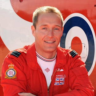 Red Arrows pilot Flight Lieutenant Sean Cunningham died after he was ejected from his cockpit while on the ground