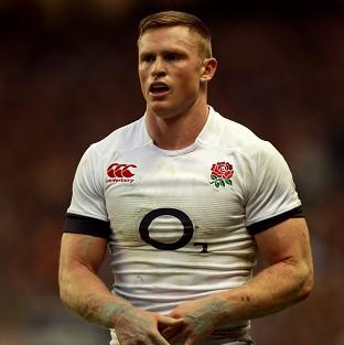 Chris Ashton has been dropped by England