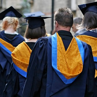 More women than men are applying to go to university