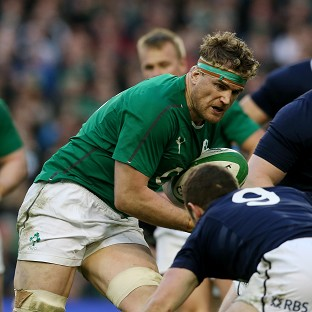 Jamie Heaslip conceded Ireland will have to play better against Wales than they did against Scotland