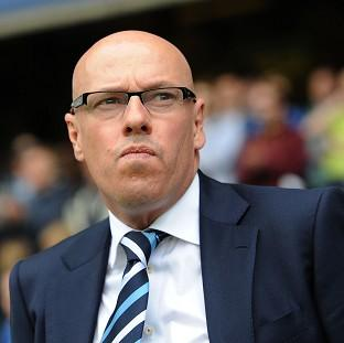Blackpool Citizen: Brian McDermott is expected to be at Leeds' training ground on Monday