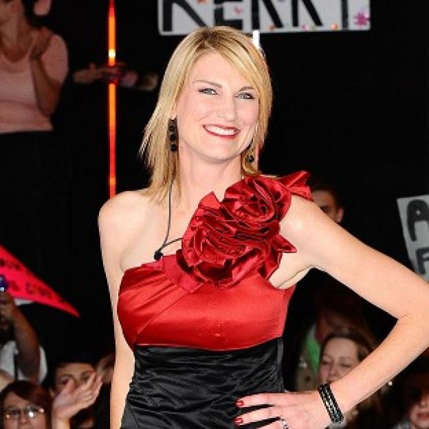 Blackpool Citizen: Sally Bercow has denied her marriage is in trouble