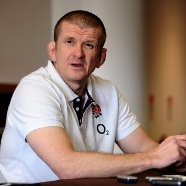 Blackpool Citizen: Graham Rowntree is looking for England to tighten up at the scrum
