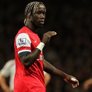 Blackpool Citizen: Bacary Sagna joined Arsenal from Auxerre in August 2007