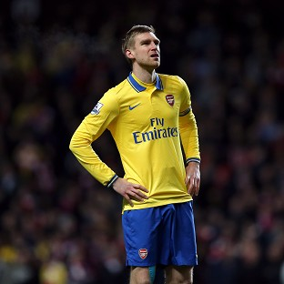 Per Mertesacker hopes Arsenal can return to winning ways on Wednesday night