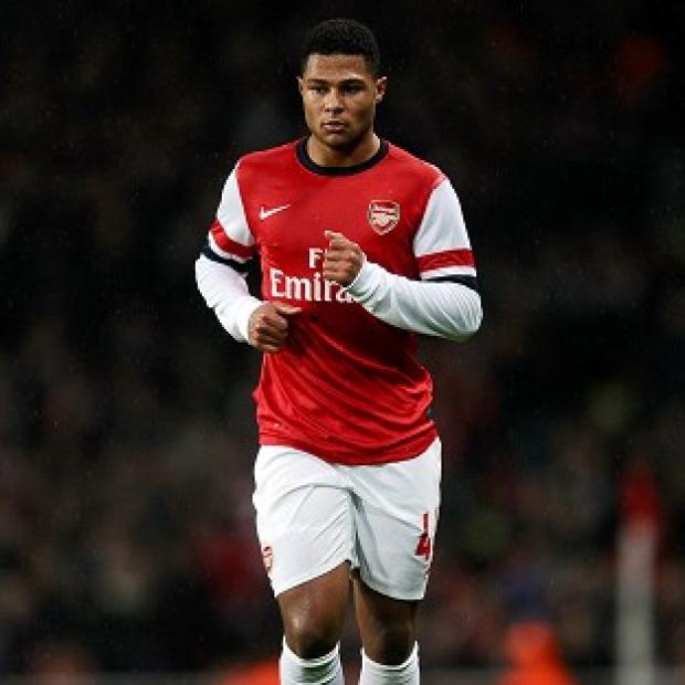 Blackpool Citizen: Serge Gnabry could feature for Arsenal against Liverpool