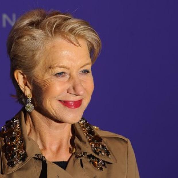 Blackpool Citizen: Helen Mirren is to be honoured by Bafta with its highest award