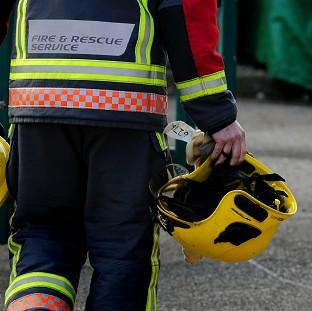 Blackpool Citizen: A firefighter has died while on duty in a flood-hit town