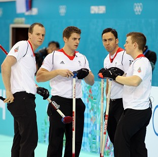 Great Britain's men's curlers lost to Norway