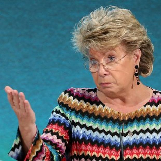 "Blackpool Citizen: Viviane Reding said the ""distorted"" debate about the UK's future in the European Union was distracting from vital reforms and damaging economies"