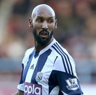 Blackpool Citizen: Nicolas Anelka faces a minimum of a five-match ban